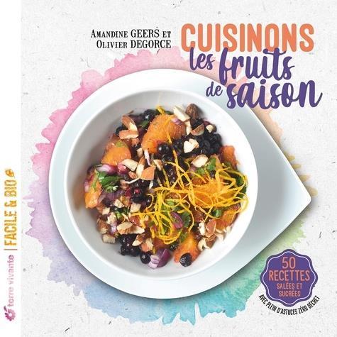 CUISINONS LES FRUITS DE SAISON