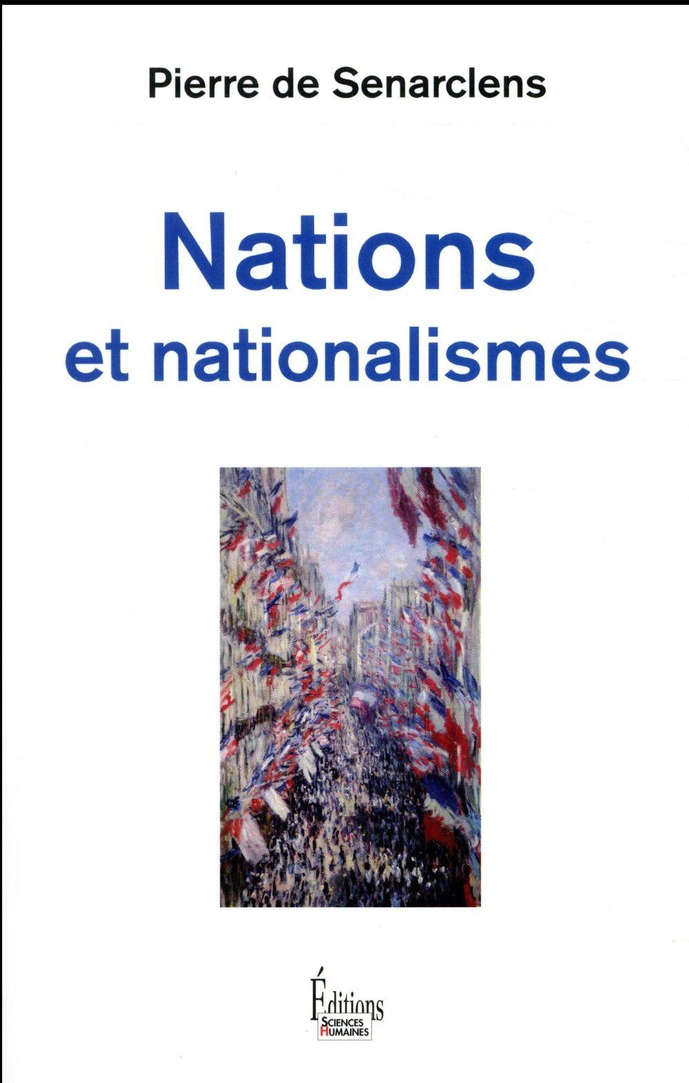 NATIONS ET NATIONALISMES