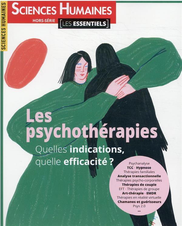 LES PSYCHOTHERAPIES : LES ESSENTIELS