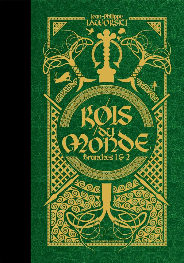 ROIS DU MONDE  -  COFFRET T.1 ET T.2 JAWORSKI, JEAN-PHILIPPE MOUTONS ELECTR