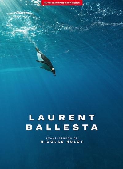 L'ALBUM RSF POUR LA LIBERTE DE LA PRESSE  -  LAURENT BALLESTA