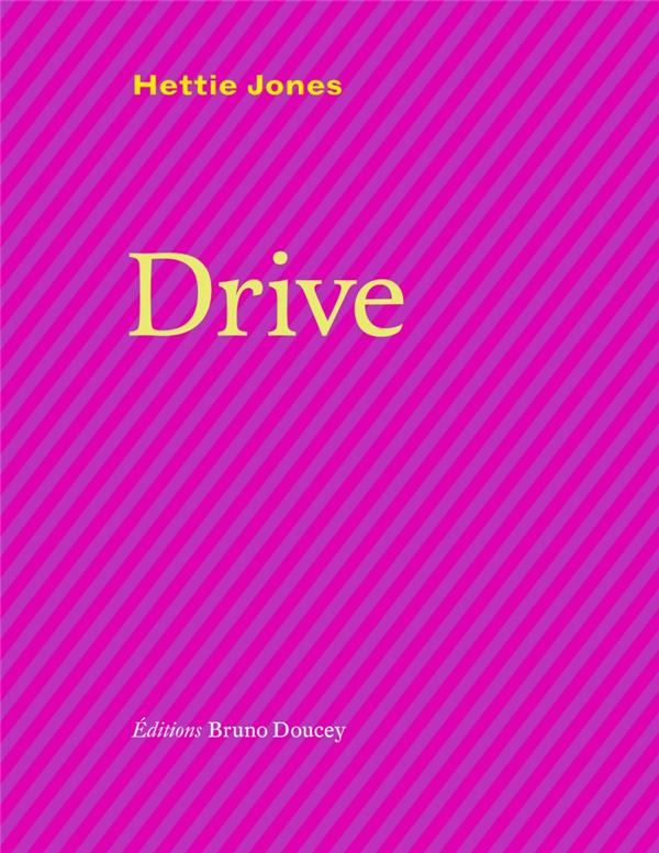 DRIVE JONES/DOUCEY BRUNO DOUCEY