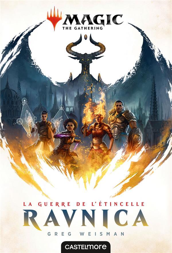 MAGIC : THE GATHERING T.1     LA GUERRE DE L'ETINCELLE : RAVNICA