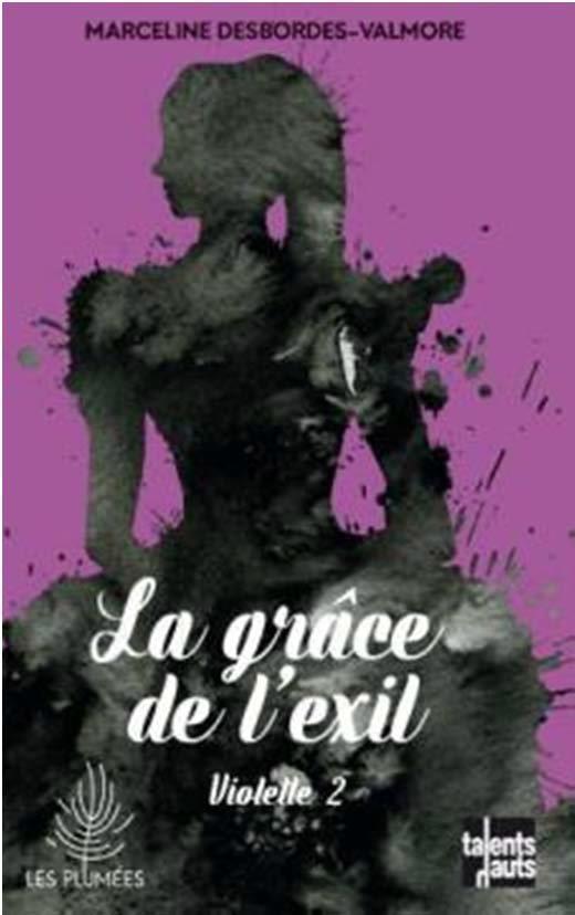VIOLETTE T.2  -  LA GRACE DE L'EXIL
