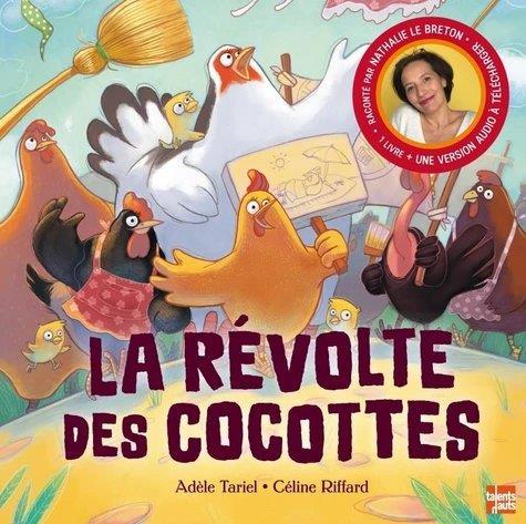 LA REVOLTE DES COCOTTES TARIEL/RIFFARD TALENTS HAUTS