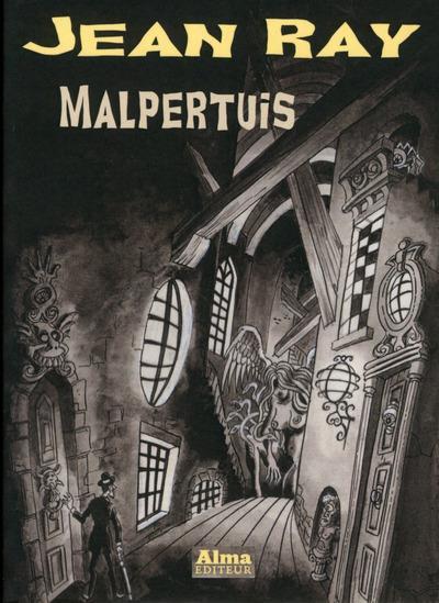 MALPERTUIS Ray Jean Alma éditeur