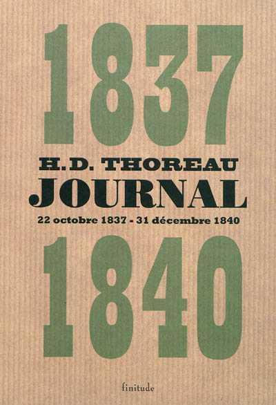 JOURNAL 1837-1840