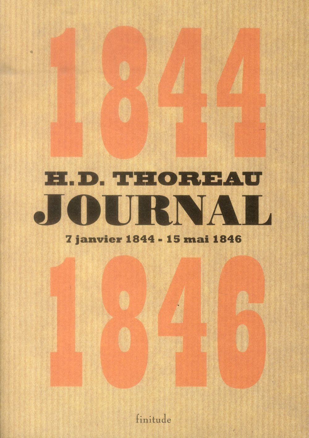 Journal 7 janvier 1844-15 mai 1846 Vol.3