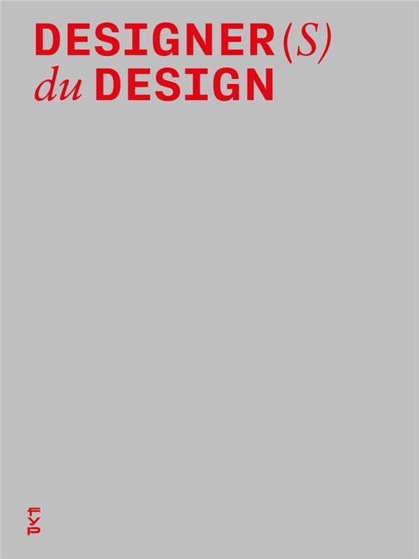 DESIGNERS DU DESIGN FRECHIN JEAN-LOUIS FYP