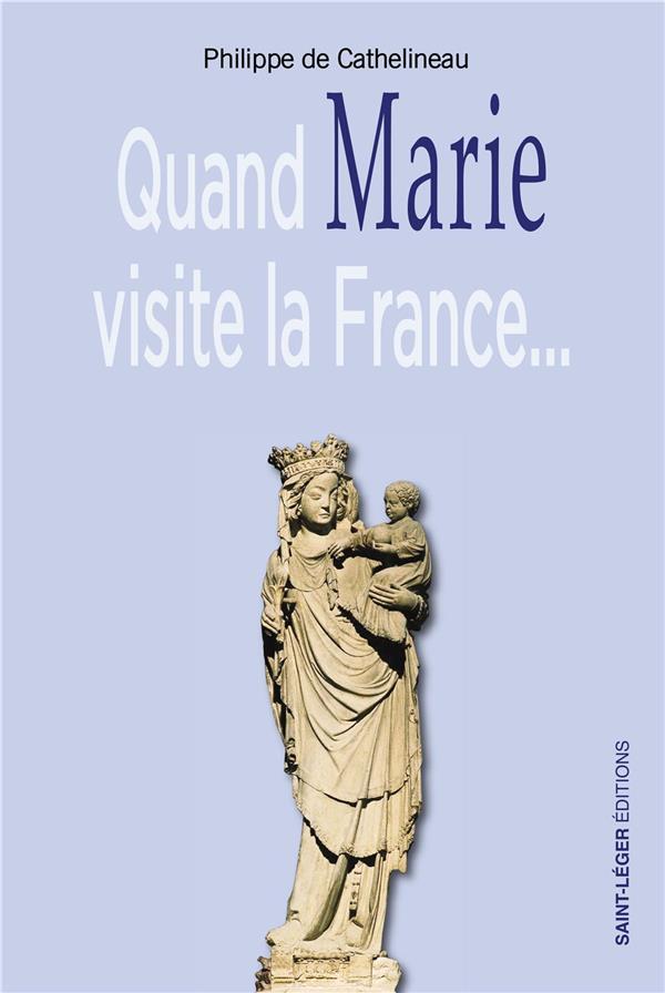 QUAND MARIE VISITE LA FRANCE ... : UNE MAMAN PARLE A SA FILLE AINEE