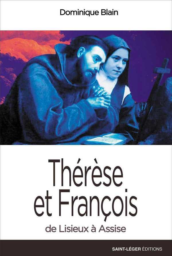 THERESE ET FRANCOIS DE LISIEUX A ASSISE