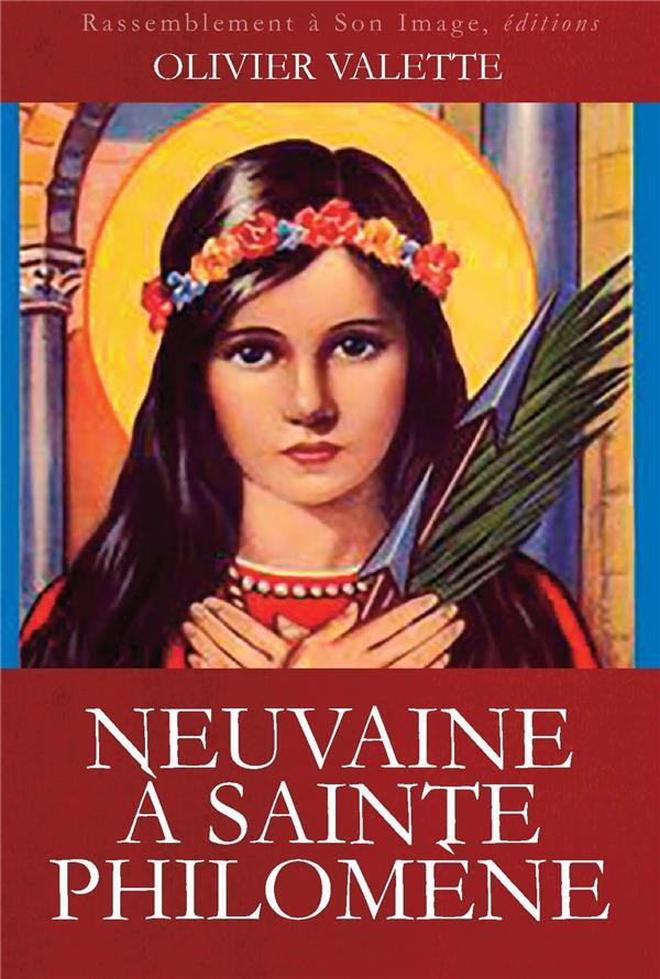 NEUVAINE A SAINTE PHILOMENE