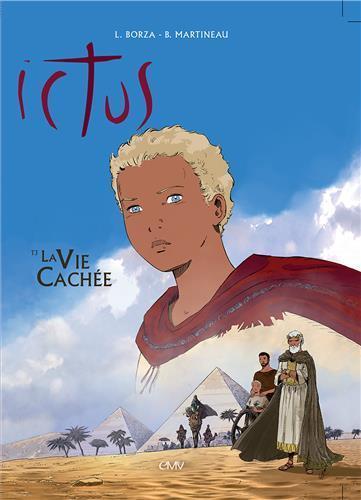 ICTUS TOME 3 - BD - LA VIE CACHEE