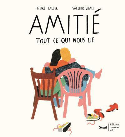 AMITIE  -  TOUT CE QUI NOUS LIE