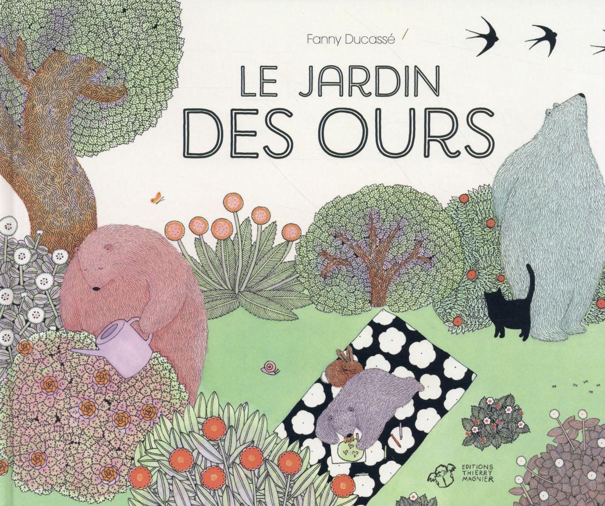 LE JARDIN DES OURS