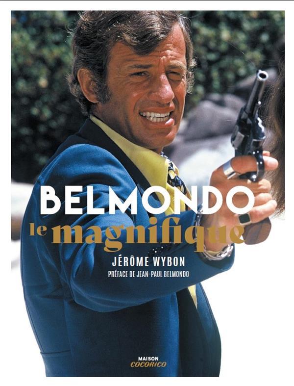 BELMONDO, LE MAGNIFIQUE  HUGINN MUNINN
