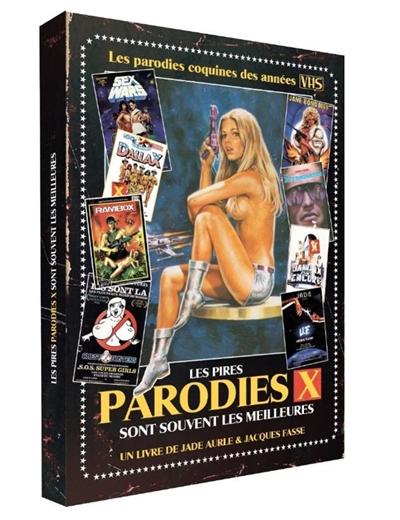 GENERATION VHS : LES PIRES PARODIES X SONT SOUVENT LES MEILLEURES  HUGINN MUNINN