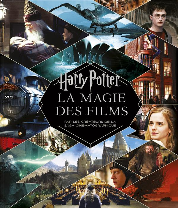 HARRY POTTER     LA MAGIE DES FILMS