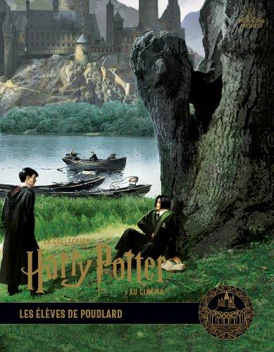 LA COLLECTION HARRY POTTER AU CINEMA, VOL. 4 : LES ELEVES DE POUDLARD  HUGINN MUNINN