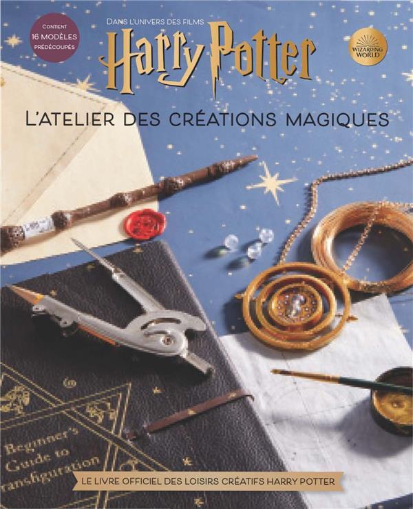 HARRY POTTER  -  L'ATELIER DES CREATIONS MAGIQUES XXX HUGINN MUNINN