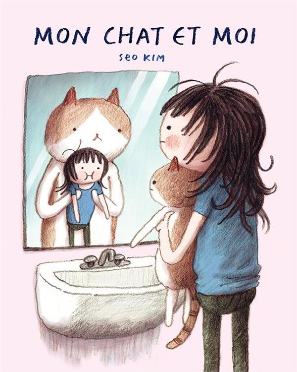 CAT PERSON  KIM, SEO IMHO