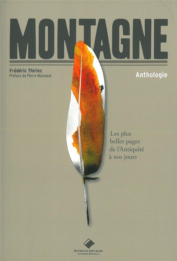 MONTAGNE - LES PLUS BELLES PAG THIRIEZ FREDERIC GLENAT