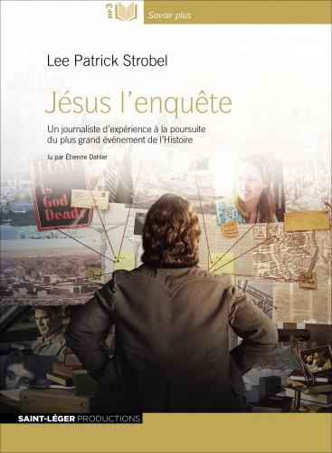 JESUS L'ENQUETE - AUDIOLIVRE MP3