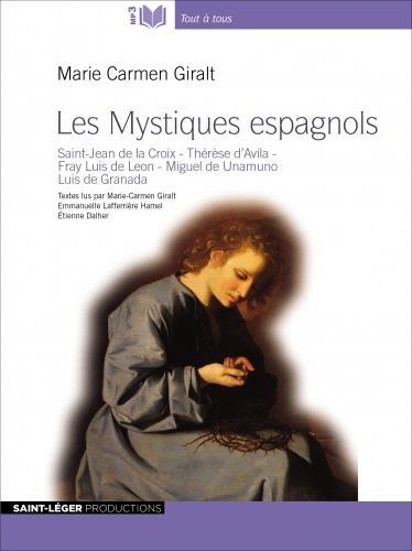 MYSTIQUES ESPAGNOLS - AUDIOLIVRE