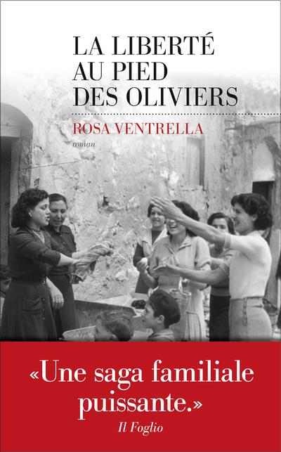 LA LIBERTE AU PIED DES OLIVIERS