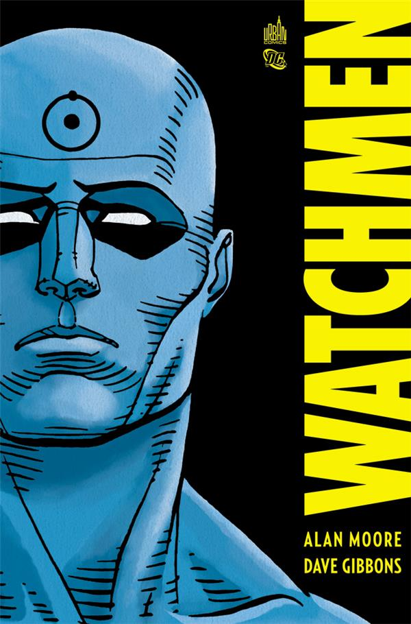 WATCHMEN MOORE/GIBBONS URBAN COMICS