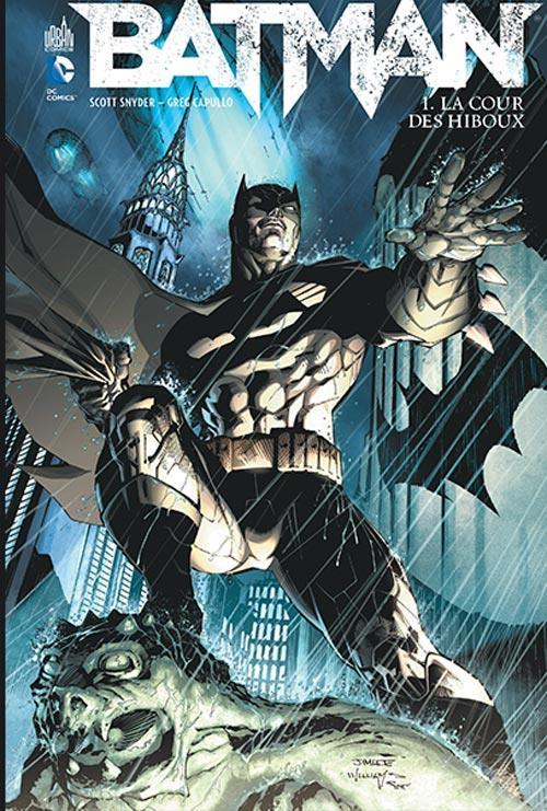 BATMAN T1 SNYDER/CAPULLO URBAN COMICS