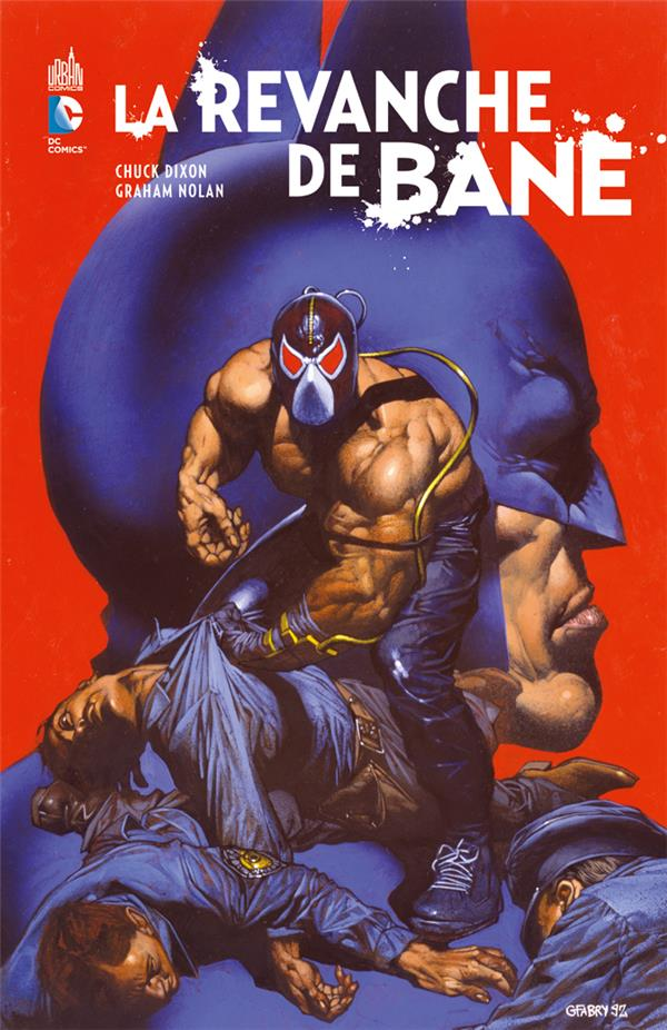 LA REVANCHE DE BANE  NOLAN, GRAHAM URBAN COMICS