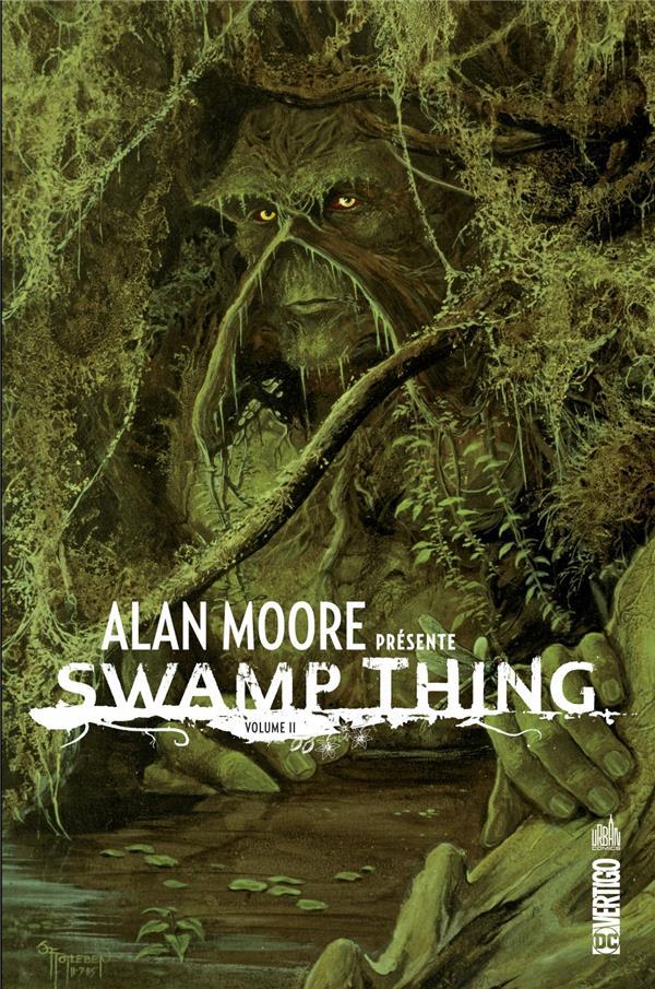 ALAN MOORE PRESENTE SWAMP THING T.2