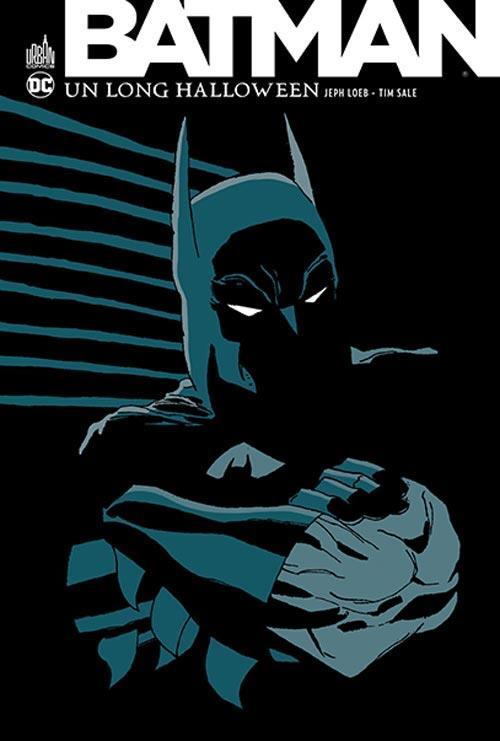 BATMAN  -  INTEGRALE  -  UN LONG HALLOWEEN LOEB, JOSEPH Urban comics