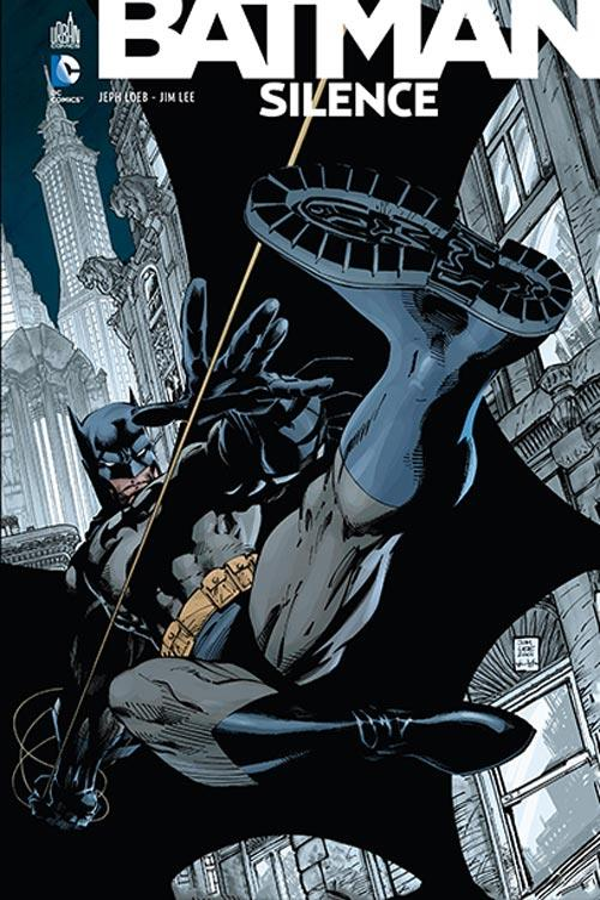 BATMAN  -  SILENCE Lee Jim Urban comics
