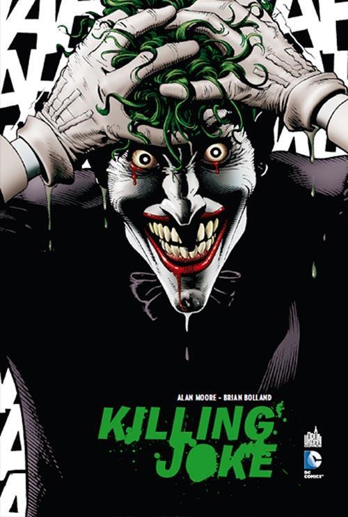 KILLING JOKE Moore Alan Urban comics