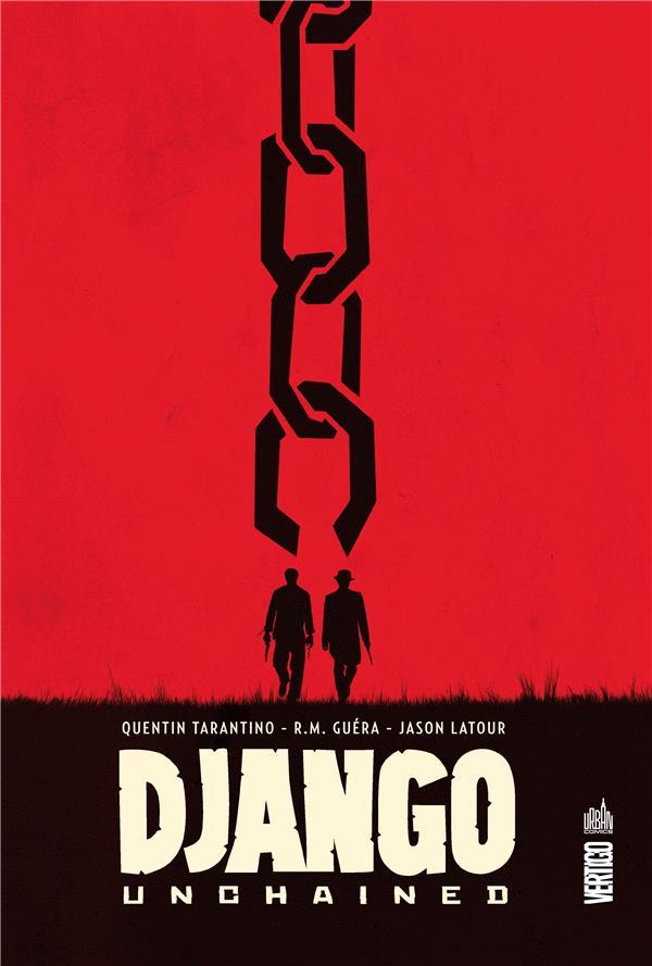Django unchained Tarantino Quentin Urban comics