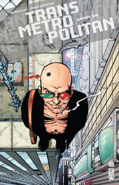 TRANSMETROPOLITAN T1 Ellis Warren Urban comics