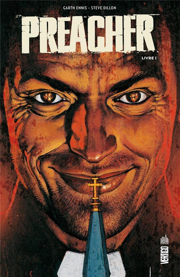 PREACHER T.1  DILLON, STEVE Urban comics