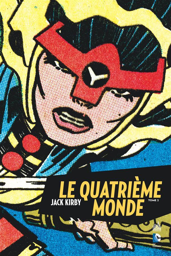LE QUATRIEME MONDE T.2  KIRBY, JACK Urban comics