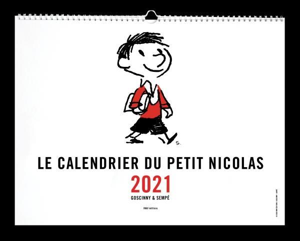 LE CALENDRIER DU PETIT NICOLAS (EDITION 2021) GOSCINNY/SEMPE NC