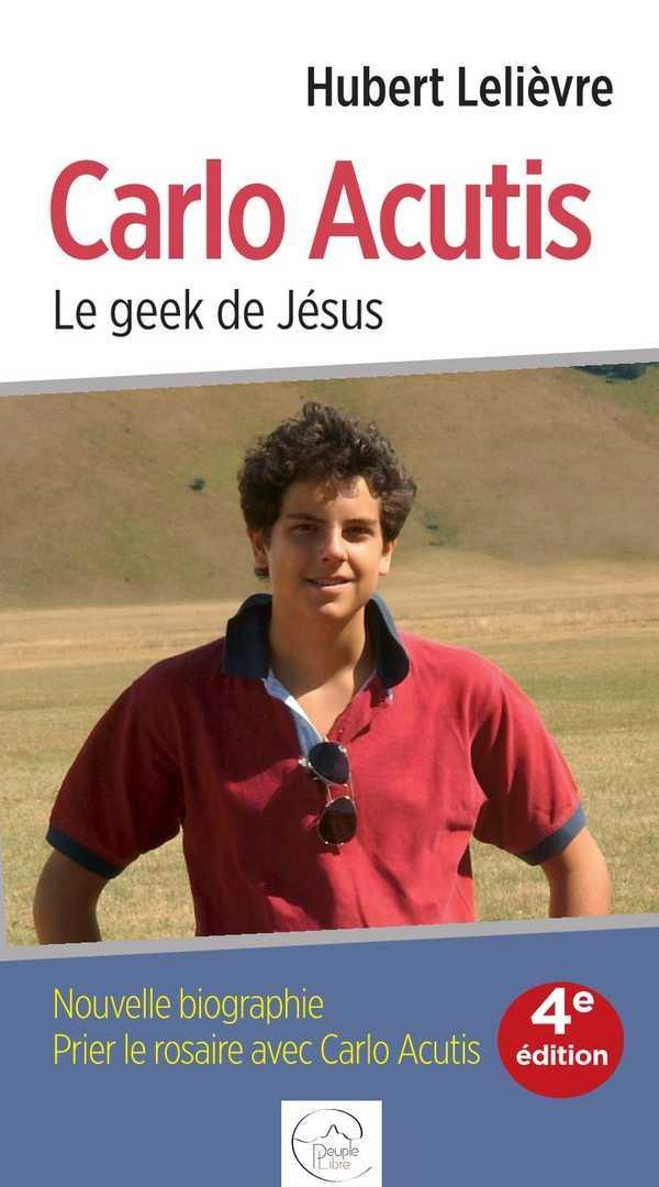 CARLO ACUTIS  -  LE GEEJK DE JESUS