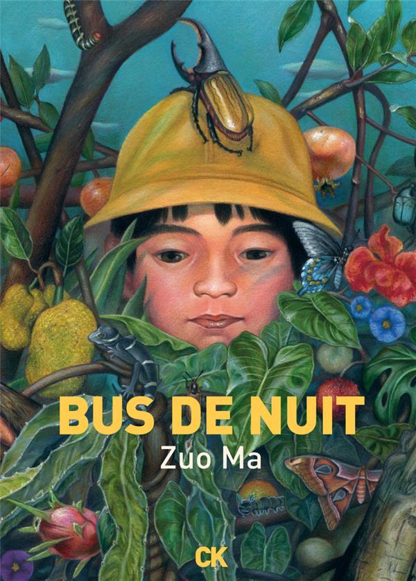 BUS DE NUIT ZUO, MA CAMBOURAKIS