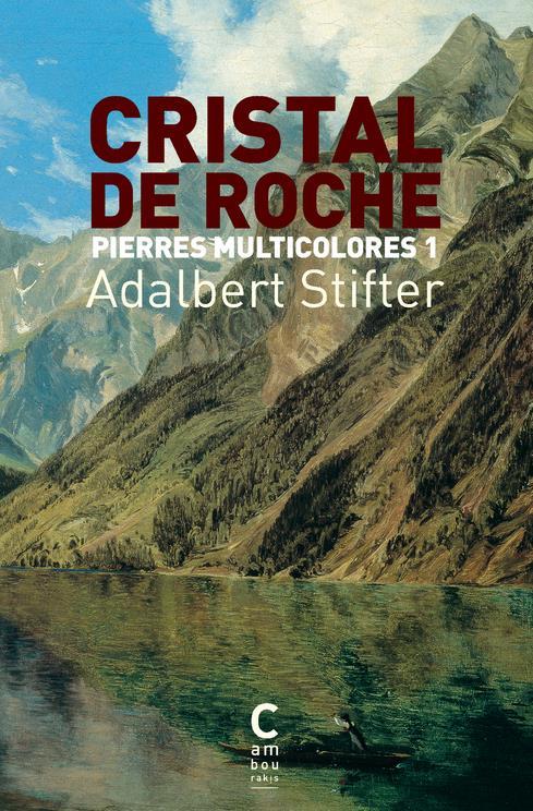 PIERRES MULTICOLORES T.1     CRISTAL DE ROCHE