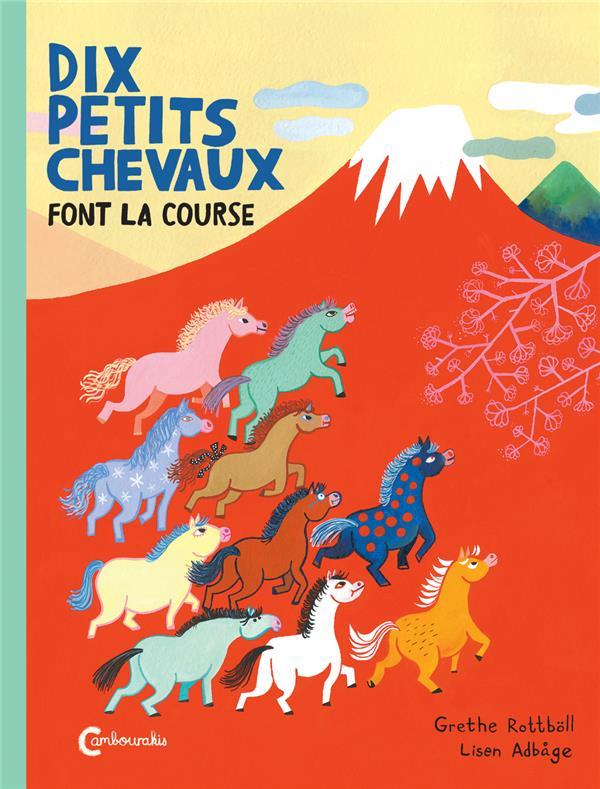 DIX PETITS CHEVAUX FONT LA COU