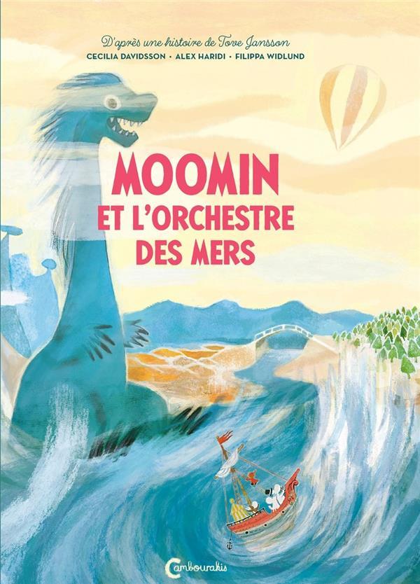 MOOMIN ET L'ORCHESTRE DES MERS