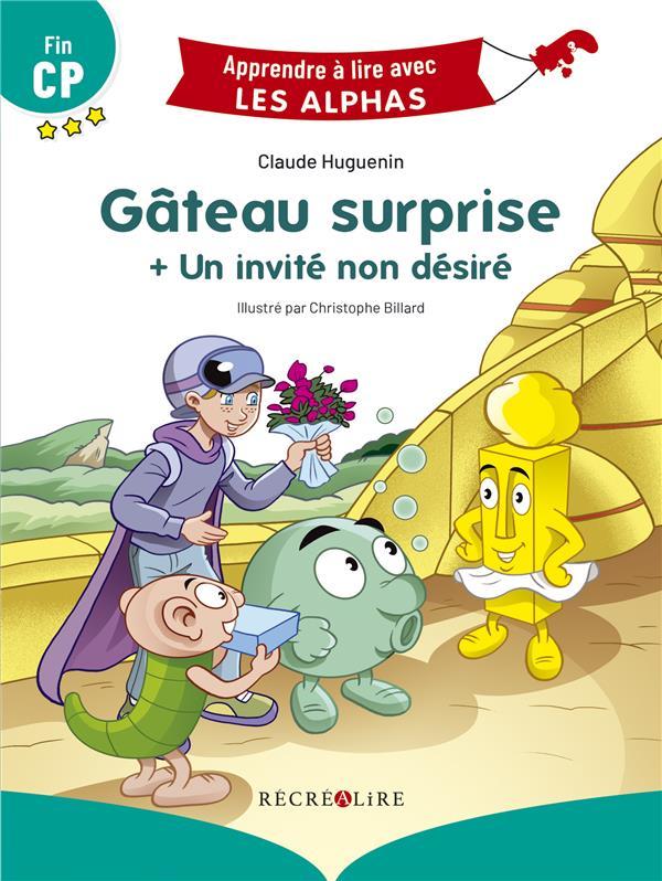 GATEAU SURPRISE - NOUVELLE EDI HUGUENIN/BILLARD RECREALIRE