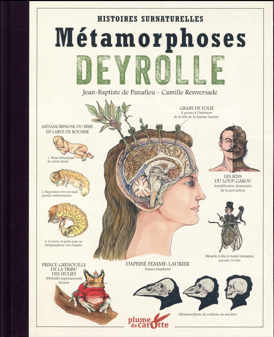 METAMORPHOSES DEYROLLE