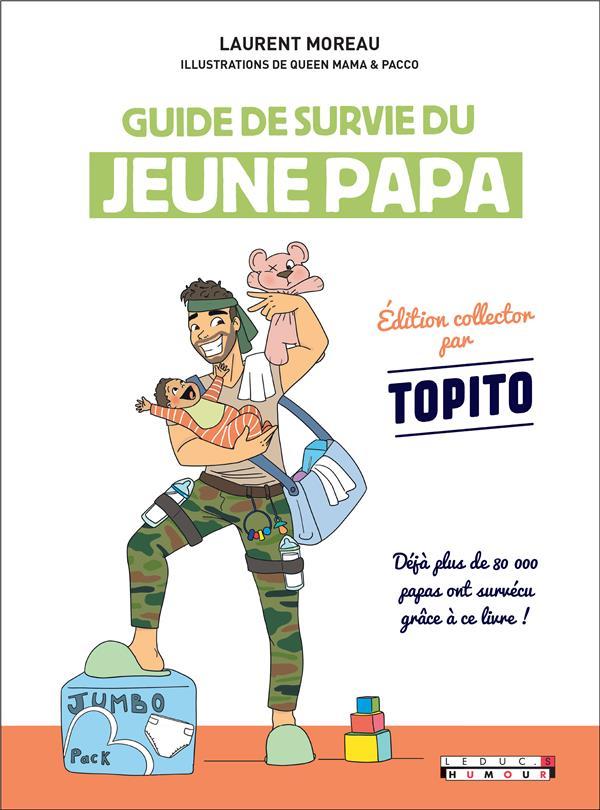 GUIDE DE SURVIE DE JEUNE PAPA MOREAU LAURENT TUT TUT