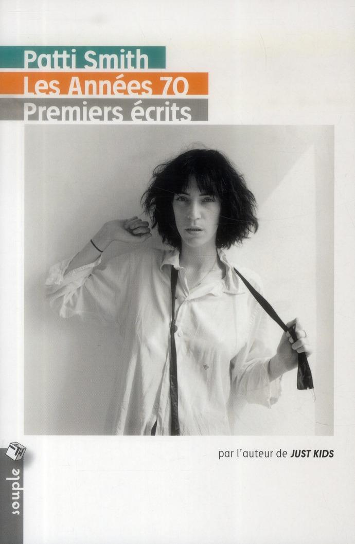 LES ANNEES 1970. PREMIERS ECRITS